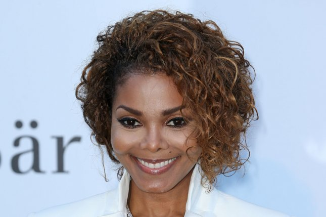 Janet Jackson at the amfAR Cinema Against AIDS gala in May 2013. The singer announced her 'Unbreakable' world tour Monday. File photo by David Silpa/UPI