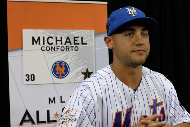 Mets OF Michael Conforto could miss two years with shoulder injury