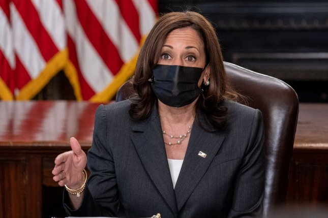 Vice President Kamala Harris will be the first vice president to travel to Vietnam in history. Photo by Ken Cedeno/UPI