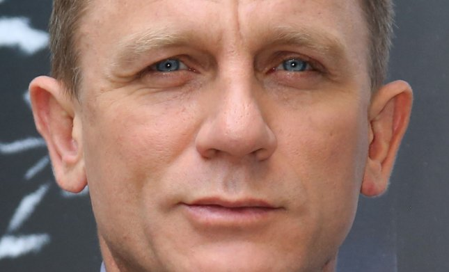 Daniel Craig arrives at a photo call for the new James Bond film Skyfall in Paris on October 25, 2012. UPI/David Silpa.
