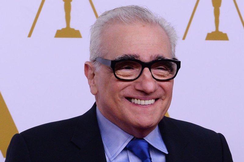 Martin Scorsese will executive produce longtime collaborator Martha Pinson's directorial debut, 'Tomorrow.' (UPI/Jim Ruymen)