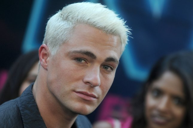 Colton Haynes is returning to Arrow as a series regular. File Photo by Dennis Van Tine/UPI