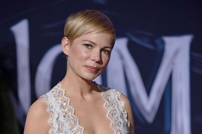 Actress Michelle Williams and her husband Phil Elverum reportedly have split up. File Photo by Chris Chew/UPI