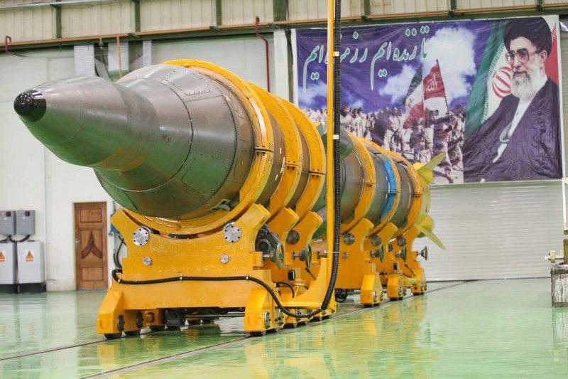 Iran's Sajjil missile 'threatens Europe'