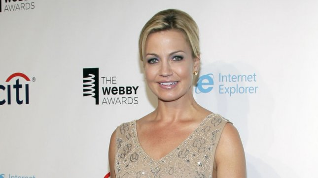 Michelle Beadle arrives on the red carpet the 17th Annual Webby Awards at Cipriani on Wall Street in New York City on May 21, 2013. UPI/John Angelillo