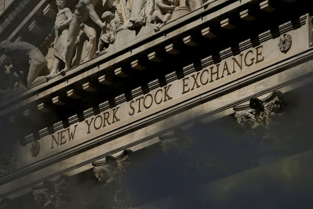 The S&P 500 climbed to a new intraday record Wednesday as rising tech stocks helped lead a bounce-back in U.S. markets. Photo by John Angelillo/UPI
