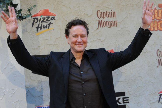 Actor Judge Reinhold, pictured in 2011, was arrested Thursday in Dallas after refusing a pat-down at Dallas Love Field and getting belligerent with TSA agents at the airport. File photo by Jim Ruymen/UPI