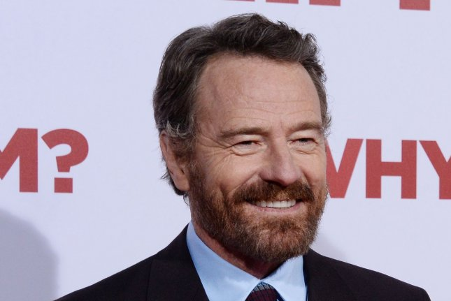 Bryan Cranston at the Los Angeles premiere of Why Him? on December 17, 2016. The actor plays Zordon in Power Rangers. File Photo by Jim Ruymen/UPI