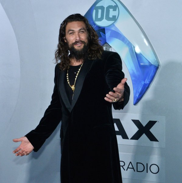 'Aquaman' Star Jason Momoa: 'I Thought I'd Be Playing A