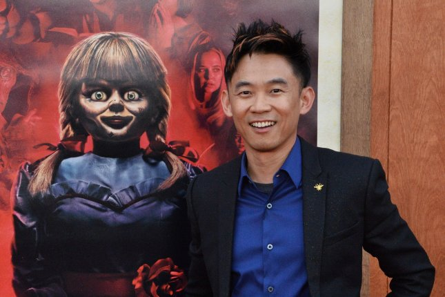 James Wan directed the upcoming horror movie Malignant. File Photo by Jim Ruymen/UPI