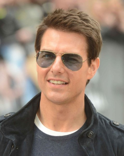 American actor Tom Cruise attends the European Premiere of Rock Of Ages at The Odeon Leicester Square in London on June 10, 2012. UPI/Paul Treadway