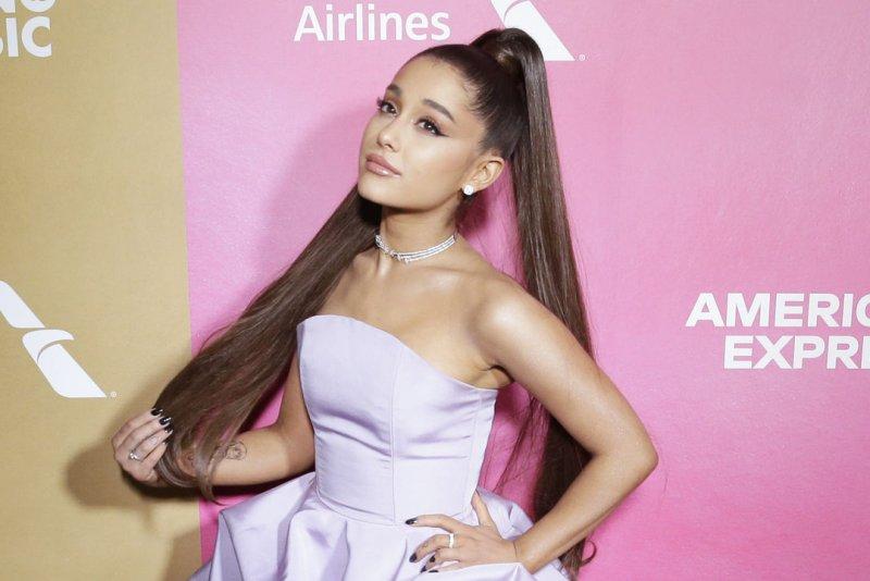 Ariana Grande will be performing at Coachella 2019 along with Childish Gambino and Tame Impala. File Photo by John Angelillo/UPI