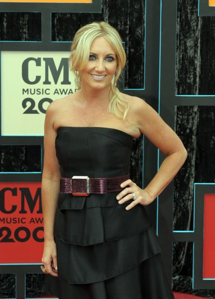 Lee Ann Womack arrives for the Country Music Television (CMT) Music Awards in Nashville, Tennessee, on June 16, 2009. (UPI Photo/Roger L. Wollenberg)