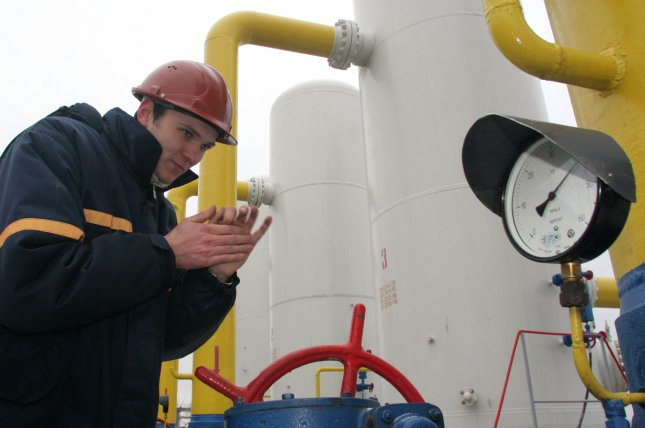 Some countries in Europe have few gas options apart from Ukraine, Russian officials say. (UPI Photo/Sergey Starostenko)