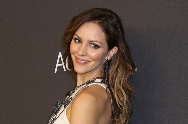 Katharine McPhee at the InStyle and Warner Bros. Golden Globes after-party on January 10. File Photo by David Silpa/UPI