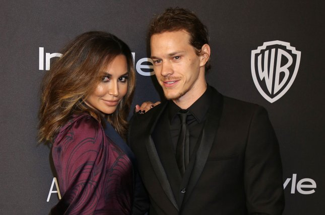Naya Rivera (L) and Ryan Dorsey attend the InStyle and Warner Bros. Golden Globes after-party on January 10, 2016. The actress requested to dismiss her divorce filing last week. File Photo by David Silpa/UPI