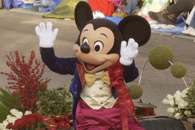 State officials in Rhode Island said a technical error was responsible for 176 tax refund checks being mailed out bearing the signatures of Mickey Mouse and Walt Disney instead of the state's general treasurer and controller. File Photo by Jim Ruymen/UPI
