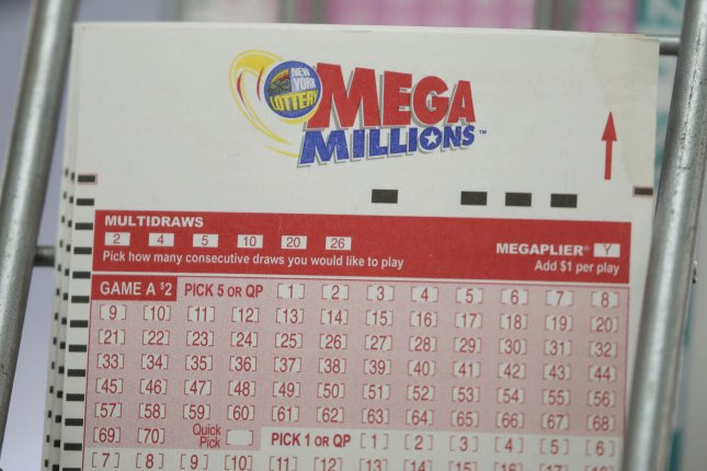 Anthony Dowe, of Leland, N.C., said he found out about his $2 million Mega Millions jackpot just a few hours after hitting two deer with his new car. Photo by John Angelillo/UPI