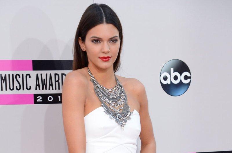 Kendall Jenner. UPI/Phil McCarten