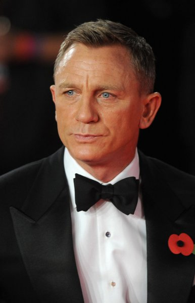 English actor Daniel Craig attends the world premiere of new Bond film Spectre in London on October 26, 2015. Craig will soon be seen in the comedy Logan Lucky. File Photo by Paul Treadway/ UPI