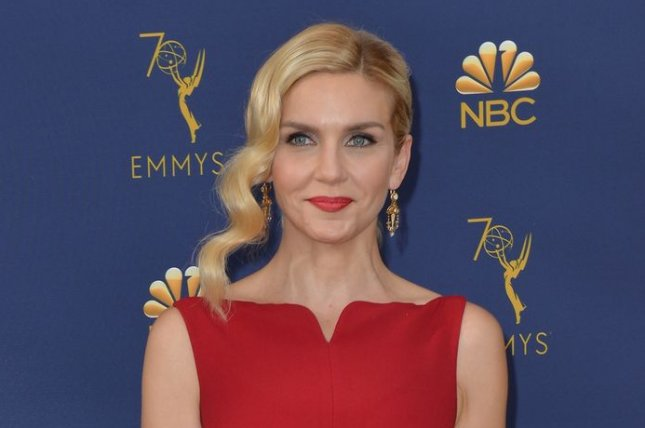 Rhea Seehorn will play in the final season of Veep. File Photo by Christine Chew/UPI