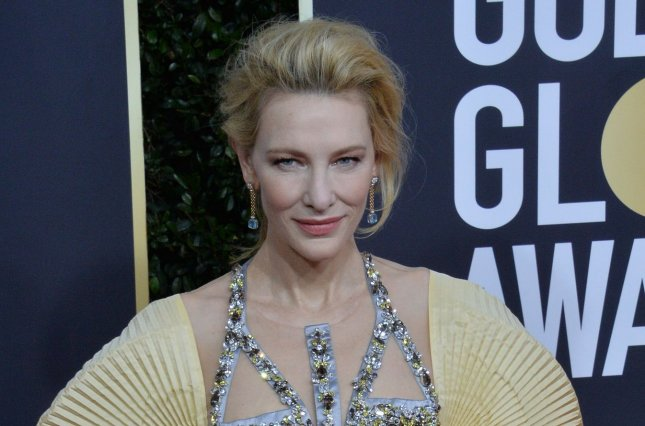 Stateless, a new drama about immigration and refugees co-created by and starring Cate Blanchett, is coming to Netflix. File Photo by Jim Ruymen/UPI