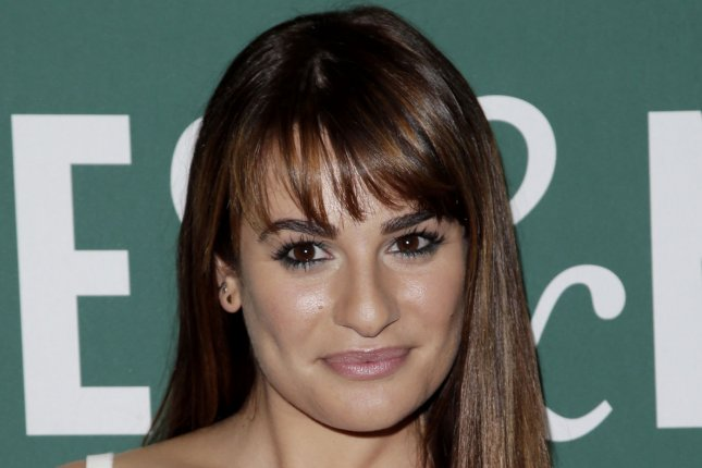 Lea Michele will perform Frozen hit Let It Go on the sixth and final season of Glee. UPI/John Angelillo