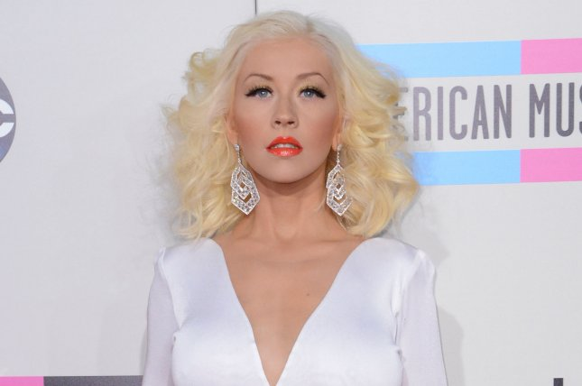 Christina Aguilera at the American Music Awards on November 24, 2013. File Photo by Phil McCarten/UPI