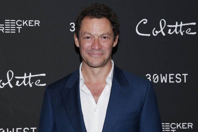 The Affair star Dominic West. The Showtime series will return for its final season in August without star Joshua Jackson. File Photo by John Angelillo/UPI