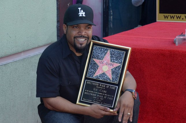 Ice Cube is set to star in Covers alongside Tracee Ellis Ross and Dakota Johnson. File Photo by Jim Ruymen/UPI