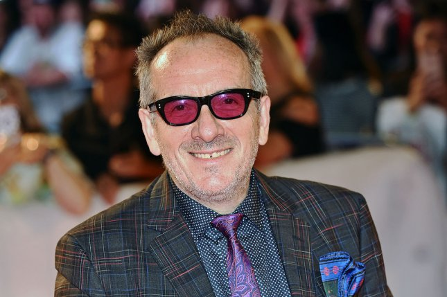 Elvis Costello will be touring with The Imposters starting in October. File Photo by Christine Chew/UPI