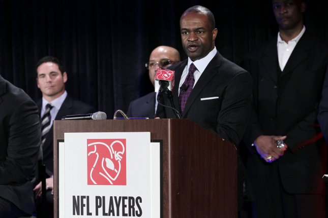 NFL Players Association Executive Director DeMaurice Smith. File photo John Angelillo/UPI