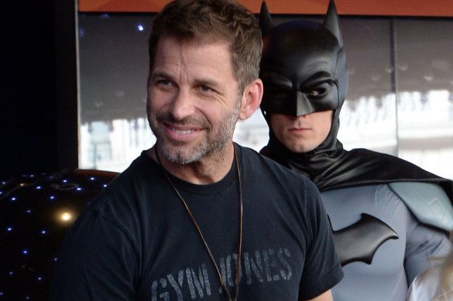 Filmmaker Zack Snyder announced HBO Max will stream his director's cut of Justice League in 2021. File Photo by Jim Ruymen/UPI