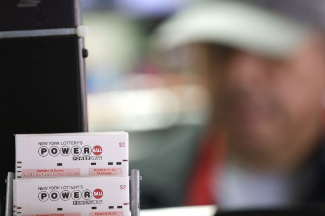 The South Carolina Education Lottery said two stores within 10 miles of each other in Aiken County sold Powerball tickets for Saturday's drawing that each ended up winning $50,000. File Photo by John Angelillo/UPI