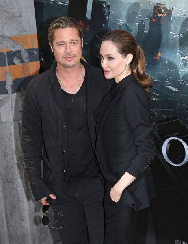 Angelina Jolie, Brad Pitt take kids yachting
