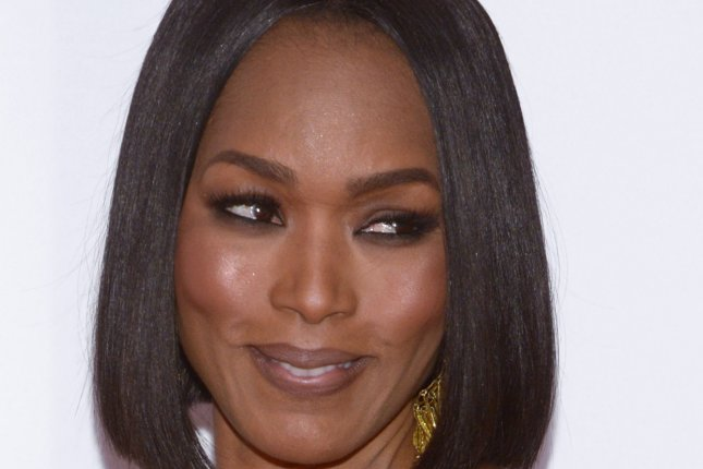 Actress Angela Bassett arrives for the 46th NAACP Image Awards at the Pasadena Civic Auditorium in Pasadena, Calif. on Feb. 6, 2015. Photo by Phil McCarten/UPI
