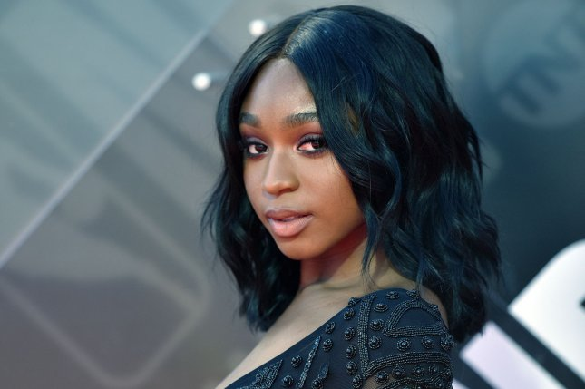 Normani attends the NBA Awards on June 25. File Photo by Christine Chew/UPI