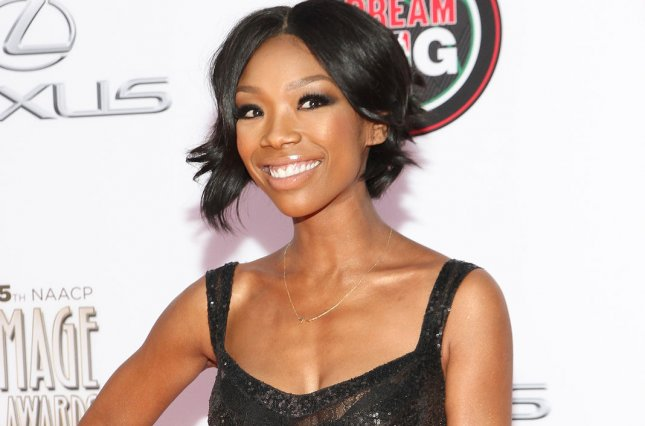 Brandy has released a new album called B7. File Photo by Ken Matsui/UPI