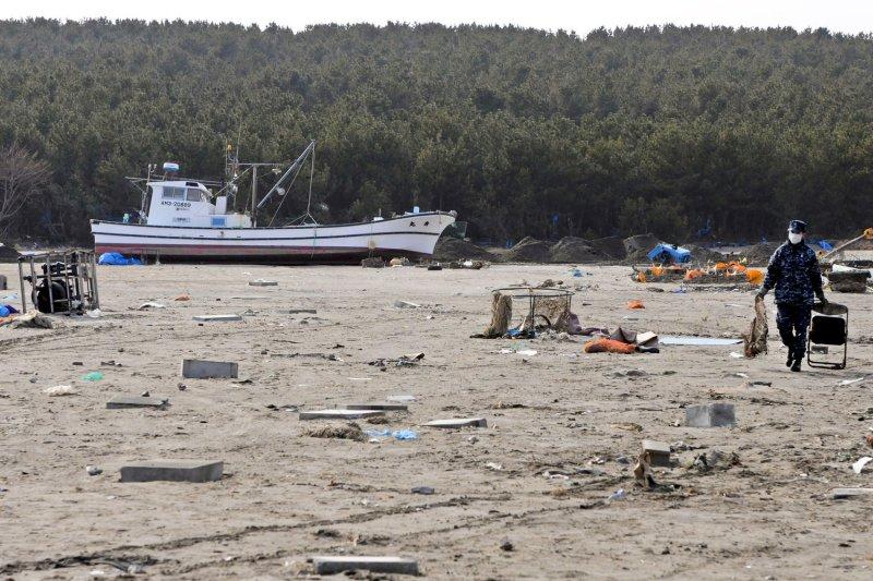 'Double' tsunami increased destruction