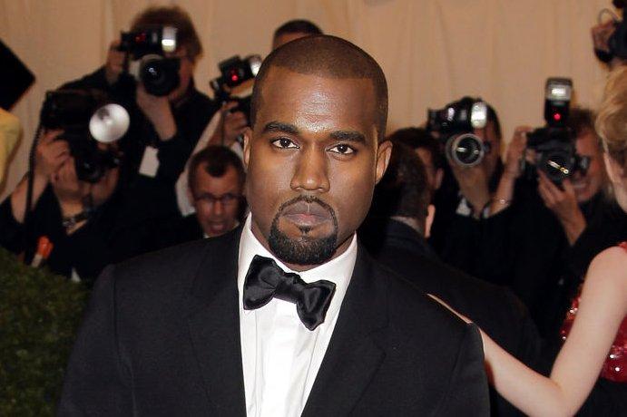 Kanye West. UPI/ John Angelillo