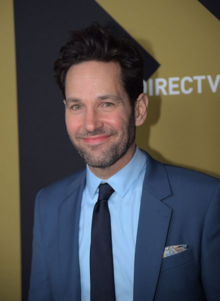 Ghostbusters: Afterlife star Paul Rudd arrives at the DIRECTV Super Saturday Night red carpet on February 2019. Sony Pictures has delayed the film until March 5, 2021. File Photo by Will Newton/UPI