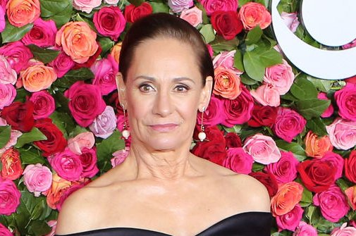 The Conners star Laurie Metcalf arrives on the red carpet at the Tony Awards on June 2018. A crew member on the series has died, the production company has confirmed. File Photo by Serena Xu-Ning/UPI