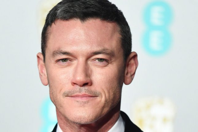 Luke Evans will reprise Gaston in a Beauty and the Beast prequel series at Disney+. File Photo by Rune Hellestad/UPI