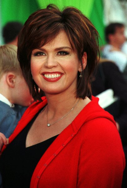 LAP99111321 - 13 NOVEMBER 1999 - HOLLYWOOD, CALIFORNIA, USA: Talk show host Marie Osmond poses for the cameras during the world premiere of Disney/Pixar's Toy Story 2 at the historic El Capitan Theatre in Hollywood, November 13. ss/Sinartus Sosrodjojo UPI