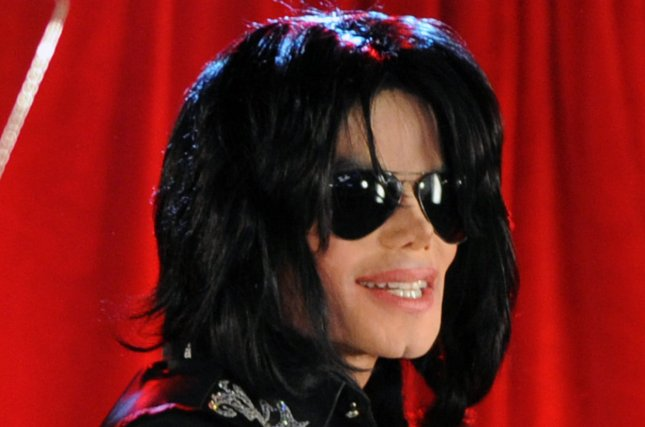 Michael Jackson , the King of Pop, seen in a March 5, 2009 file photo in London, died from a heart attack in Los Angeles on June 25, 2009. He was 50 years old. (UPI Photo/Rune Hellestad/File)
