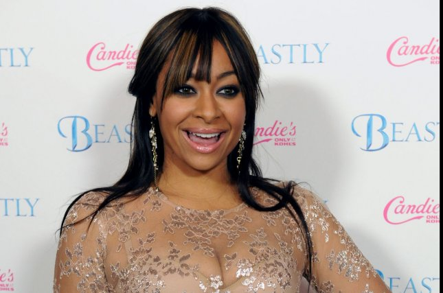 Raven-Symone attends the premiere of the motion picture romantic fantasy Beastly in Los Angeles on February 24, 2011. The actress will soon be seen in the Disney Channel series Raven's Home. File Photo by Jim Ruymen/UPI