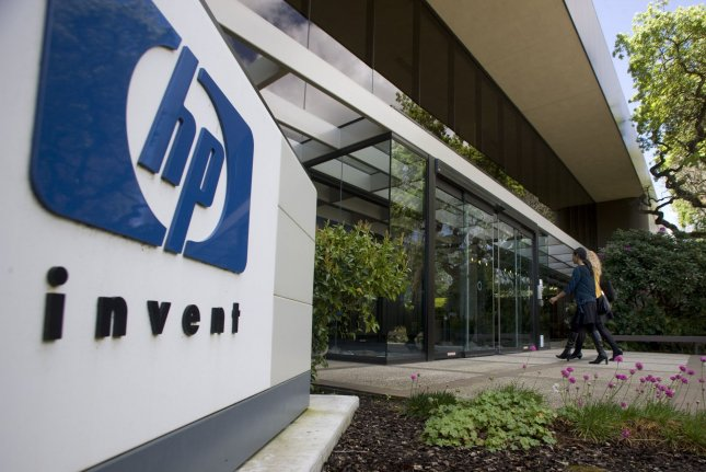 Hewlett Packard Enterprise will eliminate 5,000 jobs, or about 10 percent of its workforce, starting at the end of 2017, people familiar with the matter said. File photo by Terry Schmitt/UPI