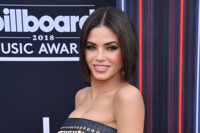 Jenna Dewan attends the Billboard Music Awards on May 20. File Photo by Jim Ruymen/UPI