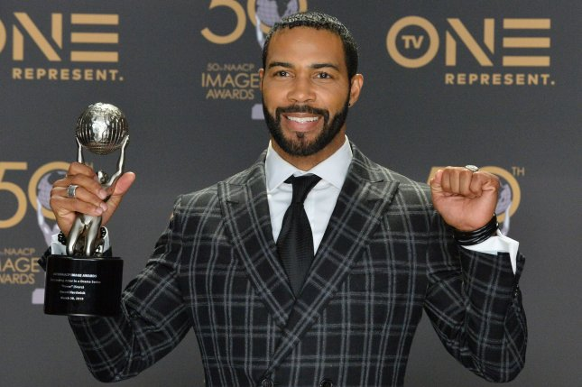Power star Omari Hardwick. The series will return for its final five episodes in January. File Photo by Jim Ruymen/UPI