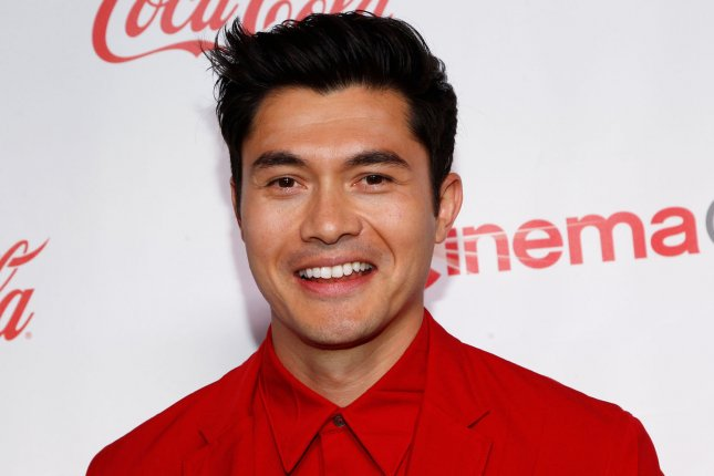 Henry Golding talked about becoming a father while appearing on Good Morning America. File Photo by James Atoa/UPI